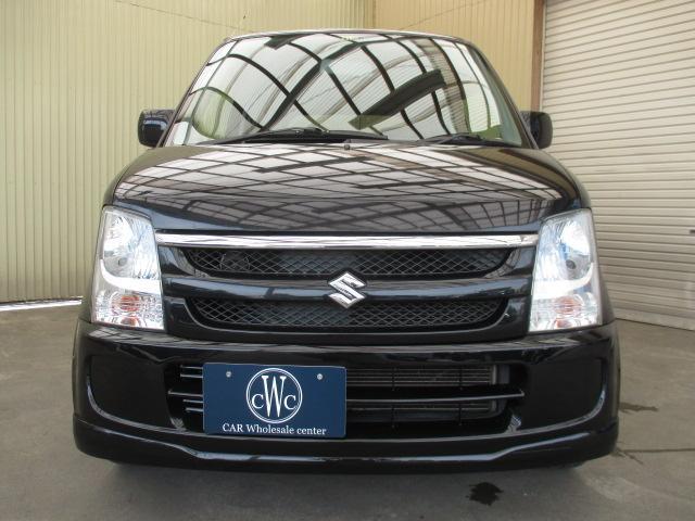 スズキ ワゴンR FX-Sリミテッド 4WD ETC タイミングチェーン
