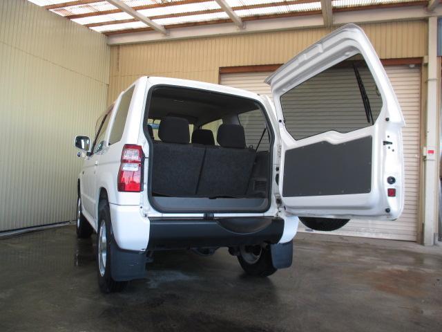 三菱 パジェロミニ XR 4WD キーレス AW タイミングベルト交換済