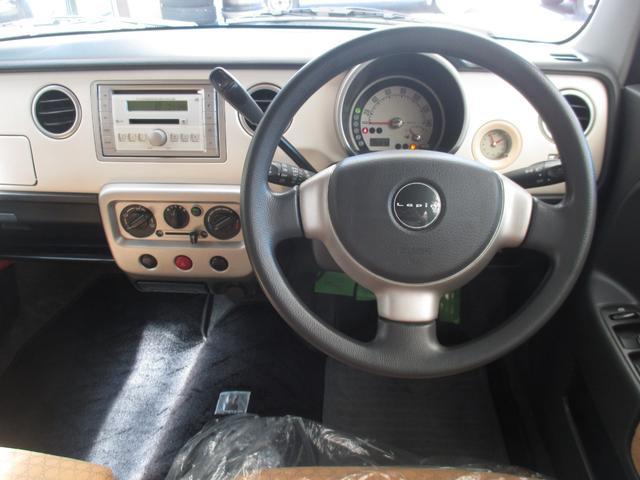 X 4WD シート・ミラーヒーター ETC 純正13インチアルミホイール 純正CD・MD キーレス(4枚目)