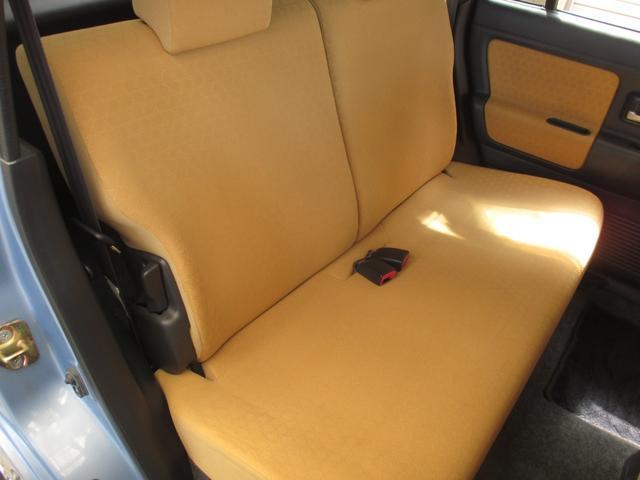 X 4WD シート・ミラーヒーター ETC 純正13インチアルミホイール 純正CD・MD キーレス(7枚目)