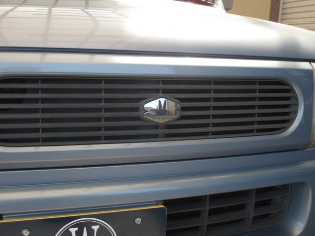 X 4WD シート・ミラーヒーター ETC 純正13インチアルミホイール 純正CD・MD キーレス(27枚目)