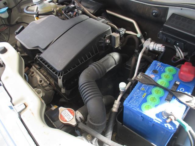 X 4WD シート・ミラーヒーター ETC 純正13インチアルミホイール 純正CD・MD キーレス(29枚目)