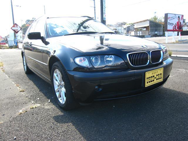 BMW BMW 318iツーリング ハイラインパッケージ レザーシート