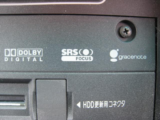 トヨタ マークXジオ 240F 純正HDDナビTV ETC