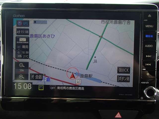 G・Lターボホンダセンシング 8インチ純正ナビ 純正ドラレコ(12枚目)