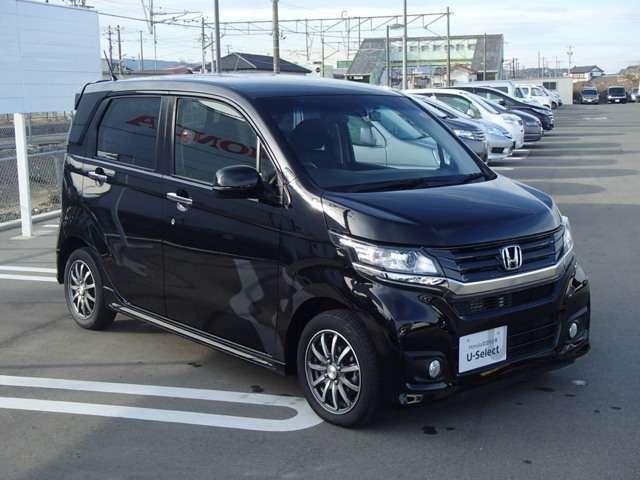 「ホンダ」「N-WGNカスタム」「コンパクトカー」「福島県」の中古車3
