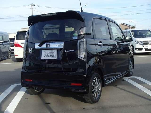 「ホンダ」「N-WGNカスタム」「コンパクトカー」「福島県」の中古車5