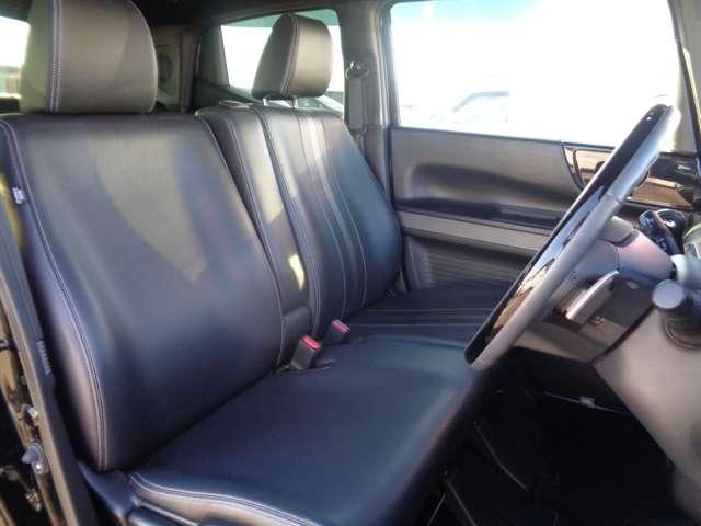 G・ターボLインテリアカラーパッケージ ニューヨークダークスタイル 衝突軽減ブレーキ ETC HIDヘッドライト 360度スーパーUV IRカットUVカットパッケージ オートリトラミラー 運転席助手席シートヒーター スタッドレスタイヤ(14枚目)