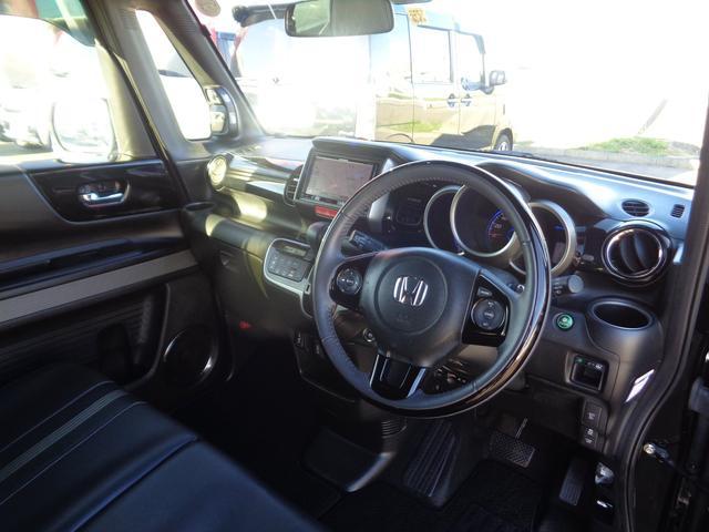 G・ターボLインテリアカラーパッケージ ニューヨークダークスタイル 衝突軽減ブレーキ ETC HIDヘッドライト 360度スーパーUV IRカットUVカットパッケージ オートリトラミラー 運転席助手席シートヒーター スタッドレスタイヤ(21枚目)