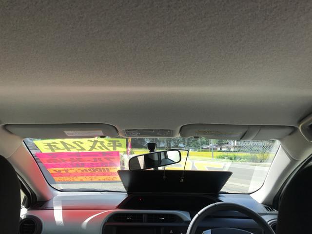 トヨタ アクア S 純正HDDナビ シートヒーター