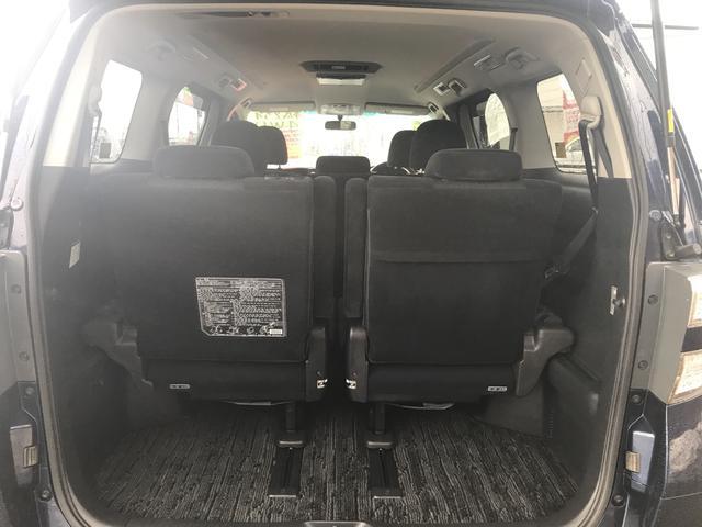 2.4Z 4WD 純正HDDナビ 左側パワースライドドア(9枚目)