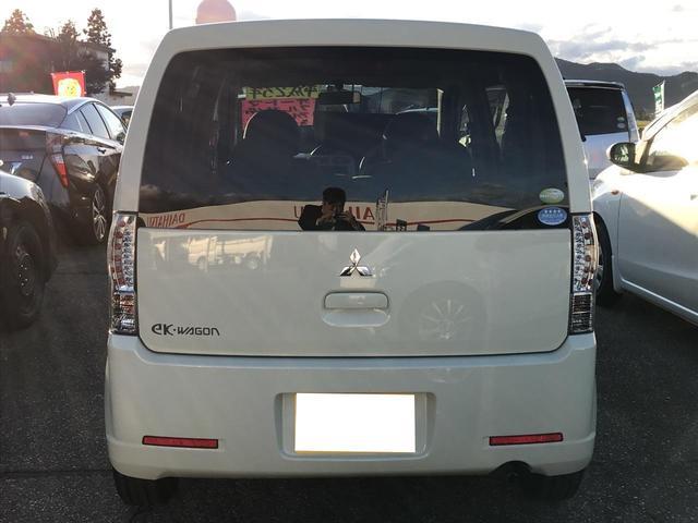「三菱」「eKワゴン」「コンパクトカー」「秋田県」の中古車6