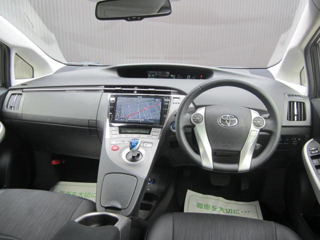 トヨタ プリウス GツーリングSLC 関東仕入 プリクラッシュS 純正SDナビ