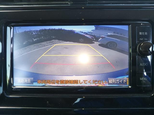 バックカメラ装備で駐車も安心です♪