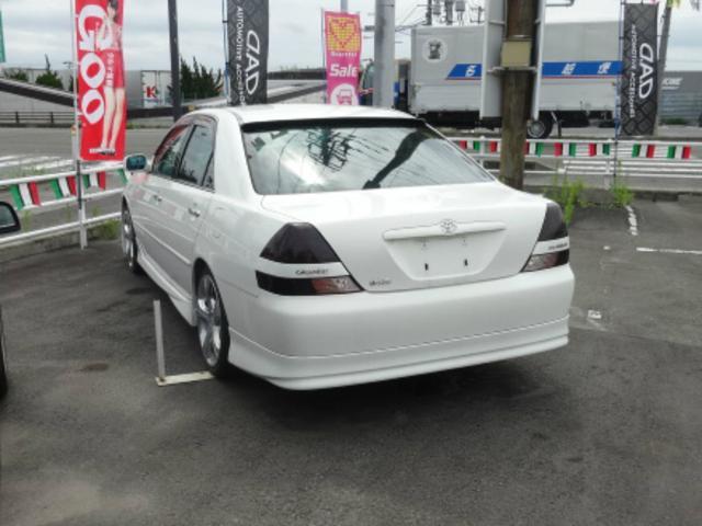 トヨタ マークII グランデiR-S アルミホイール