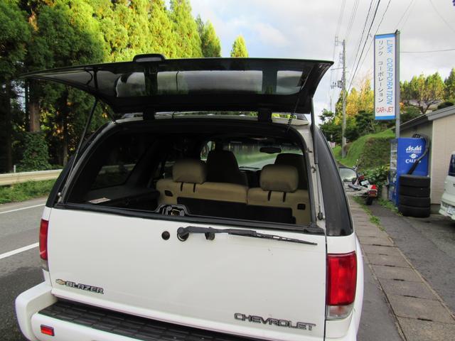 「シボレー」「シボレー ブレイザー」「SUV・クロカン」「秋田県」の中古車9