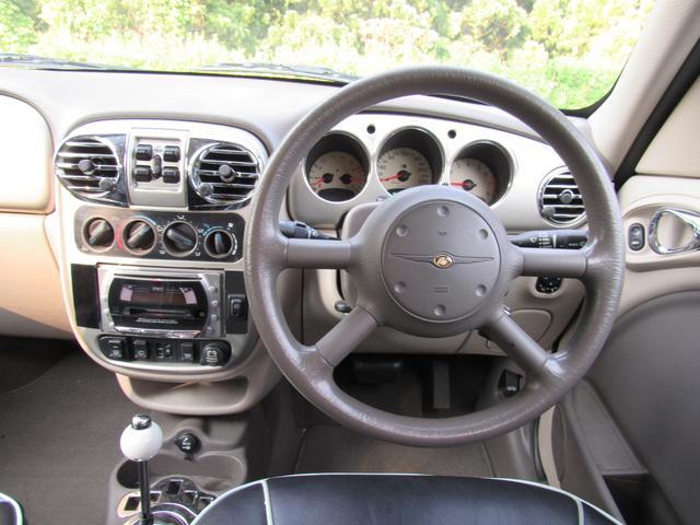 クライスラー クライスラー PTクルーザー カスタムペイント 社外18AW LEDテール HID