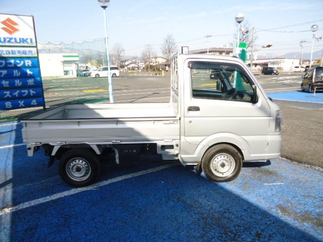 KCエアコン・パワステ農繁仕様4WD(6枚目)