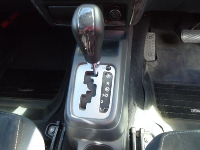ワイルドウインド 4WD 3INCリフトアップ 社外サス(12枚目)