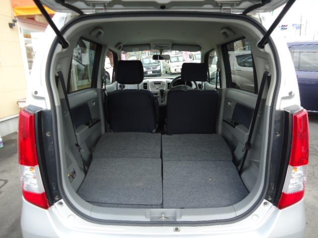 スズキ ワゴンR 助席回転シート 純正CD キーレス ABS