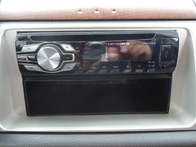 ダイハツ ミラジーノ Xリミテッド 純正CD オートエアコン MOMOステアリング