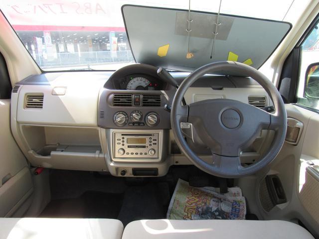 日産 オッティ E FOUR 4WD コラムオートマ 純正CDMD キーレス