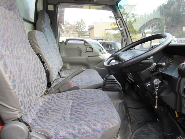いすゞ エルフトラック ベースグレード