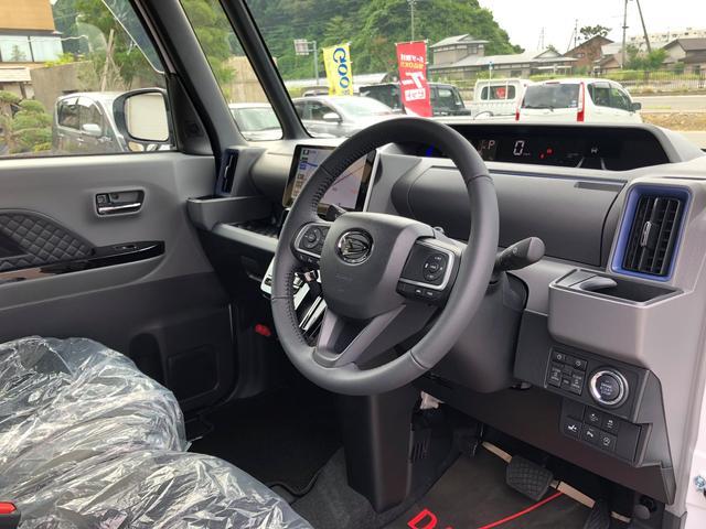 カスタムRS 4WD 9型ナビ パノラマP 届出済未使用車(45枚目)