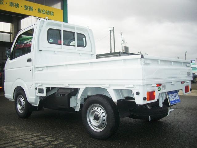 KC 4WD エアコン パワステ 3方開 5速MT(5枚目)