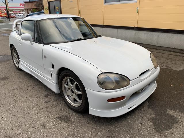 「スズキ」「カプチーノ」「オープンカー」「秋田県」の中古車6