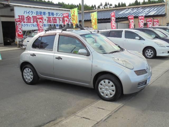 「日産」「マーチ」「コンパクトカー」「岩手県」の中古車6