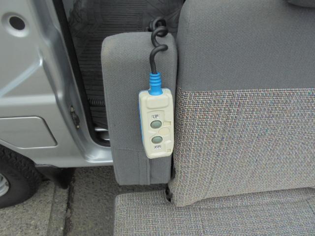 スバル サンバーバン 福祉車両 4WD リフト付 パワステ エアコン ラジオ