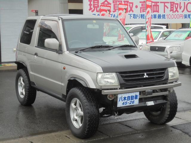 V ヒッチメンバー付 リフトUP ターボ 4WD(6枚目)