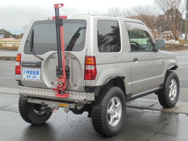 V ヒッチメンバー付 リフトUP ターボ 4WD(7枚目)