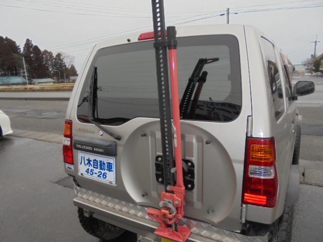 V ヒッチメンバー付 リフトUP ターボ 4WD(19枚目)