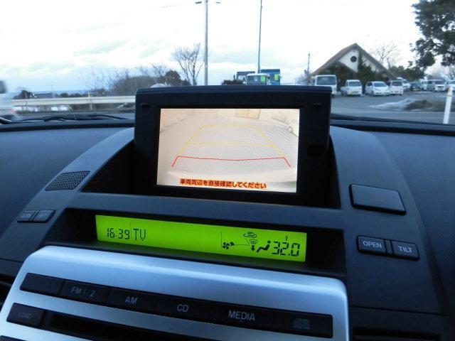 マツダ プレマシー 20C HID ナビ バックカメラ 4WD