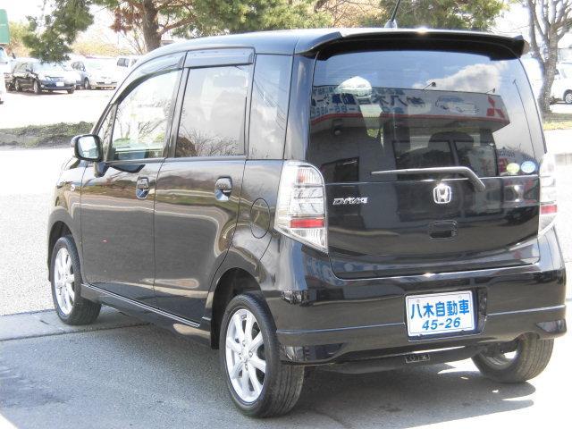 ホンダ ライフ ディーバ エアロ HID フォグランプ 4WD