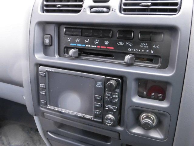 トヨタ グランビア G ディーゼル車 リアヒーター ETC キーレス 4WD