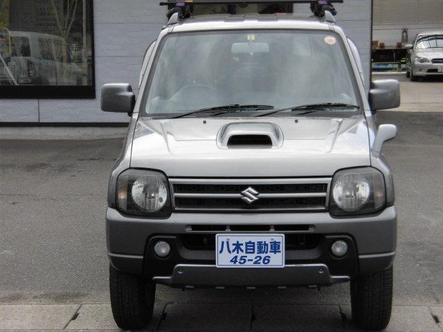 スズキ ジムニー ワイルドウインド ワンオーナー シートヒーター 4WD L付