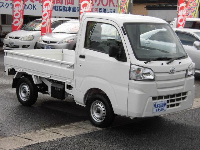 ダイハツ ハイゼットトラック スタンダード 農用スペシャル エアコン パワステ 4WD