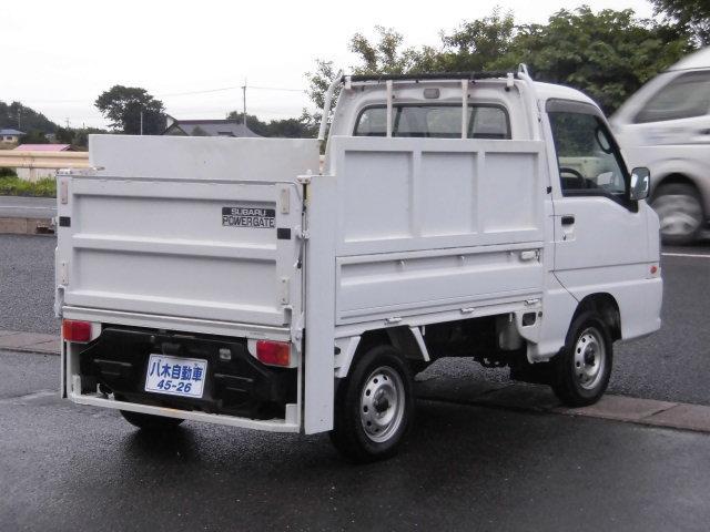 スバル サンバートラック TB パワーゲート エアコン パワステ パートタイム4WD