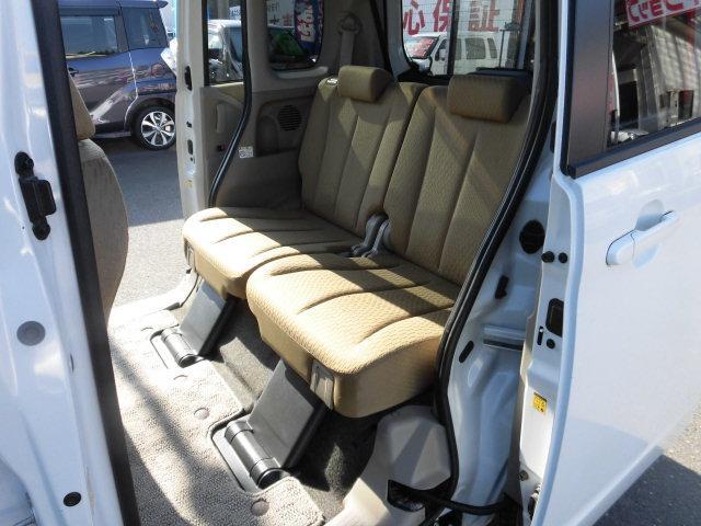 L スマートキー プッシュスタート 両側スライドドア 4WD(10枚目)