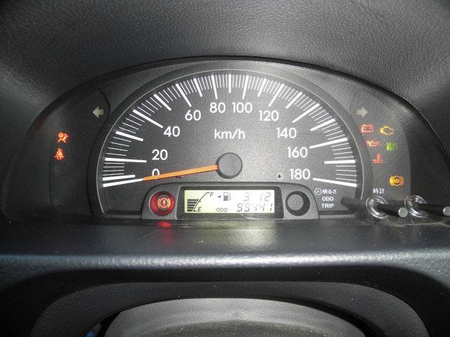 トヨタ サクシードバン U パワステ エアコン ETC WエアB 4WD