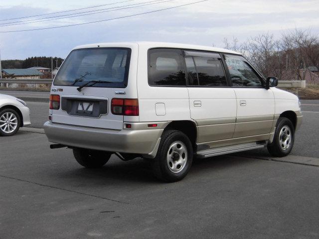 マツダ MPV グランツ タイプG-Four リアヒーター ETC 4WD
