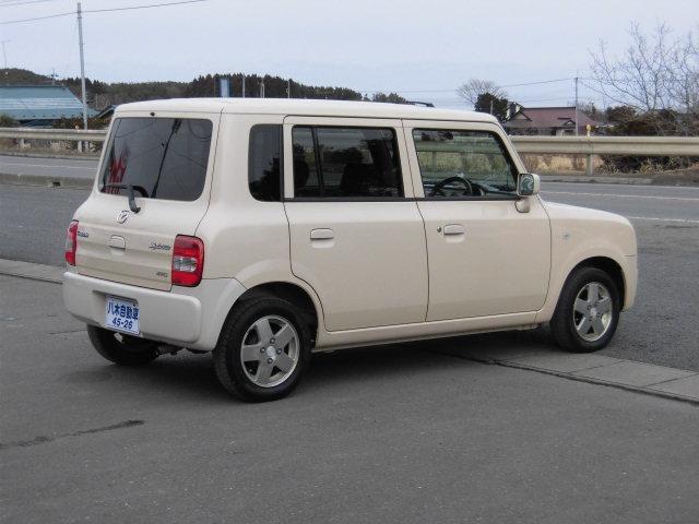 マツダ スピアーノ ターボ CD MD ETC 4WD