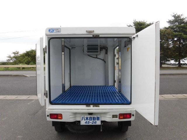 冷蔵冷凍車 4WD(18枚目)