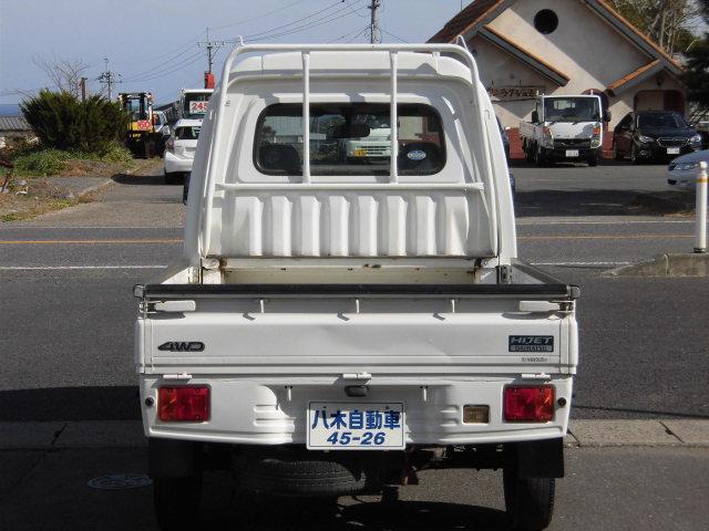 ジャンボ パワステ エアコン 4WD(3枚目)