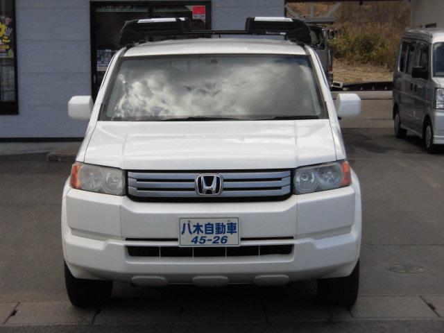 「ホンダ」「クロスロード」「SUV・クロカン」「岩手県」の中古車2