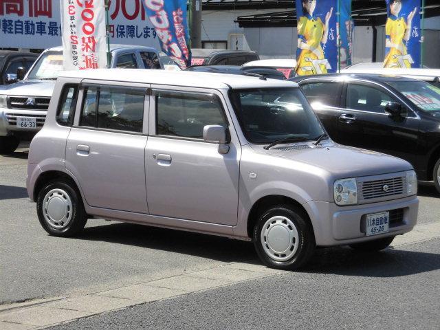 「スズキ」「アルトラパン」「軽自動車」「岩手県」の中古車6