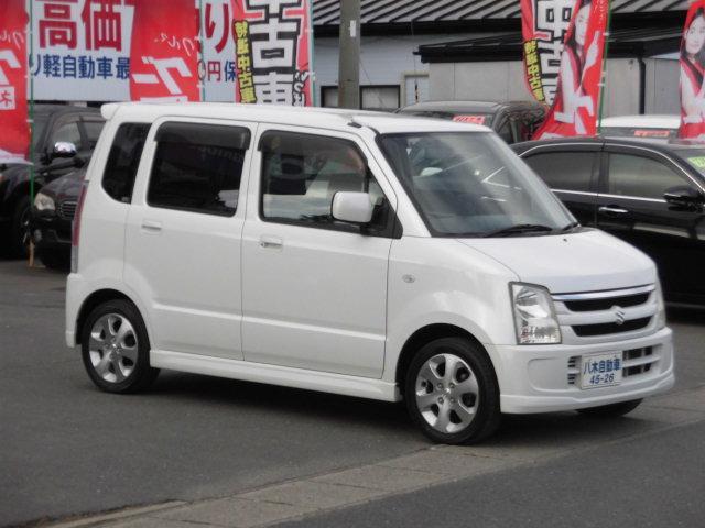 「スズキ」「ワゴンR」「コンパクトカー」「岩手県」の中古車6